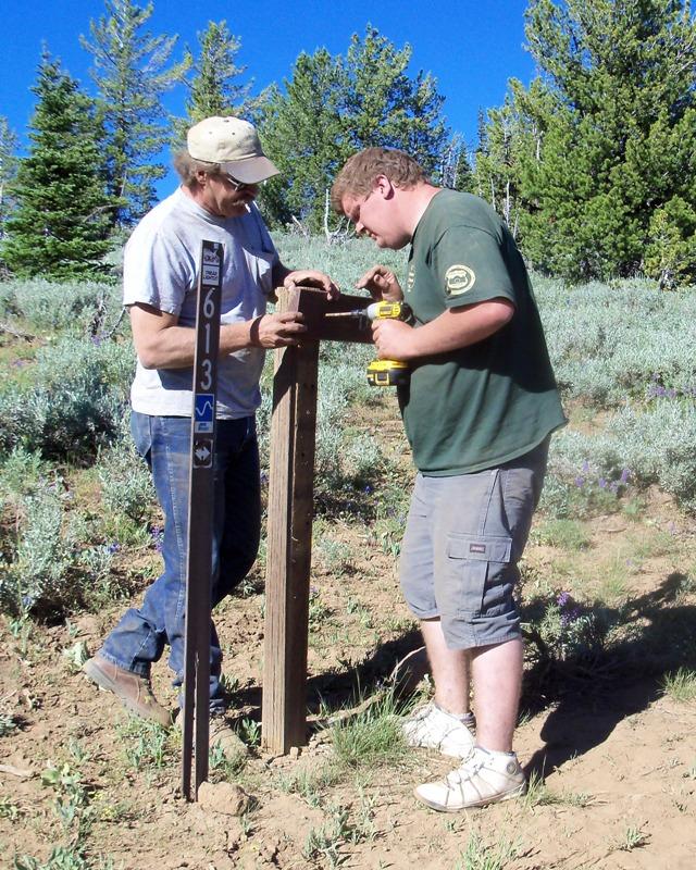 Photos: EWOR Ahtanum ORV Trail Maintenance Camp-out 37