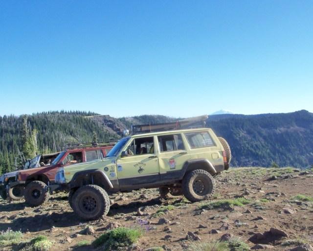 Photos: EWOR Ahtanum ORV Trail Maintenance Camp-out 42