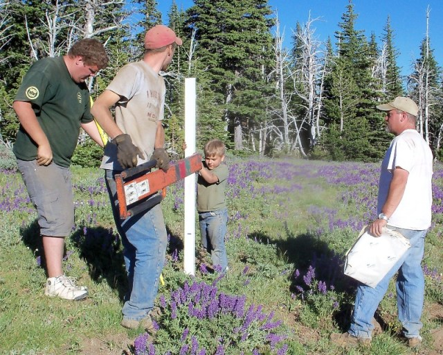 Photos: EWOR Ahtanum ORV Trail Maintenance Camp-out 43
