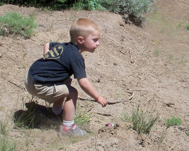 Photos: 2010 Ahtanum ORV Trails Clean-up 1
