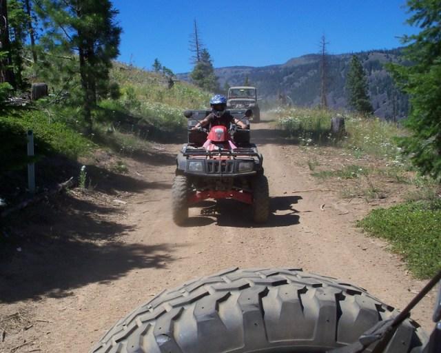 Photos: 2010 Ahtanum ORV Trails Clean-up 6
