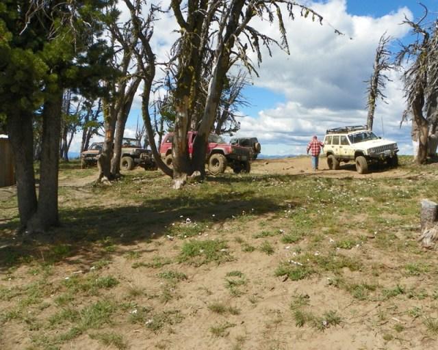 Photos: Trail 4W613 Work Day 10