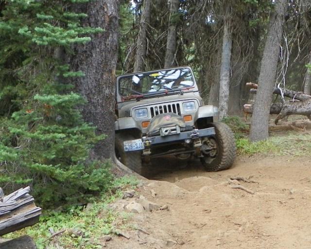 Photos: Trail 4W613 Work Day 51