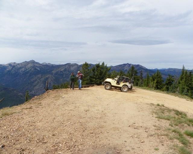 Photos: Yellow Jeep Run - Bethel Ridge 2