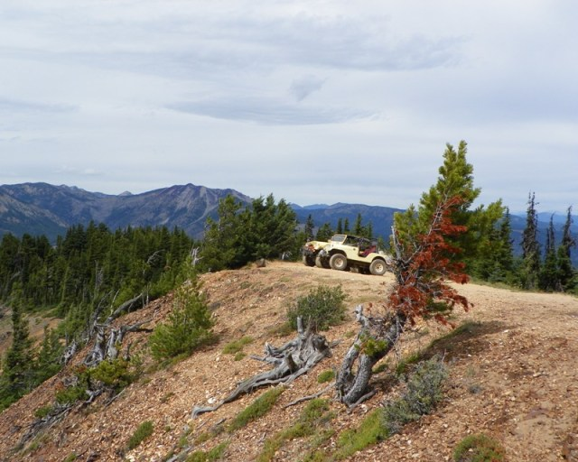 Photos: Yellow Jeep Run - Bethel Ridge 8