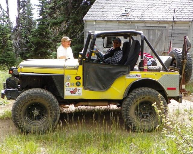 Photos: Yellow Jeep Run - Bethel Ridge 14