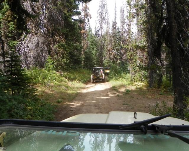 Photos: Yellow Jeep Run - Bethel Ridge 26