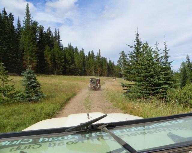 Photos: Yellow Jeep Run - Bethel Ridge 27