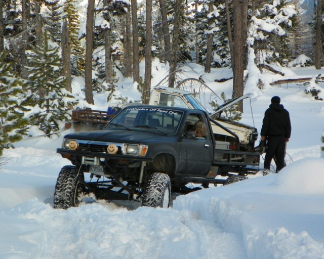 Photos: EWOR Thanksgiving 4x4 Run at the Ahtanum State Forest 40