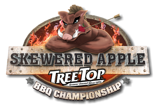 Tree Top Skewered Apple Barbecue Championship