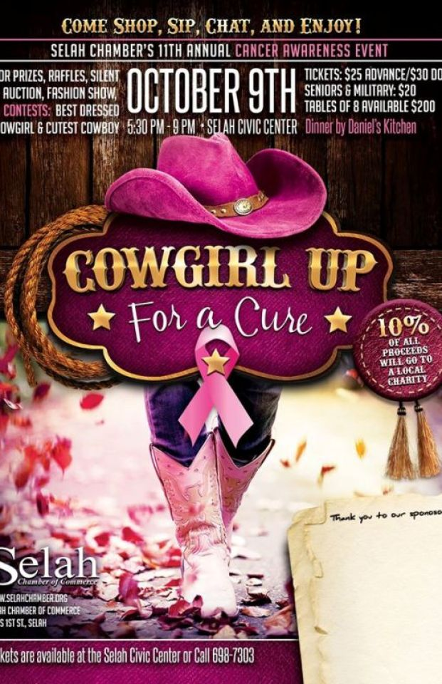 Selah - Cowgirl Up For A Cure