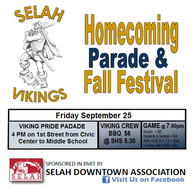 Selah Fall Festival