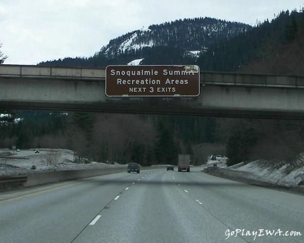 Washington Road Trip