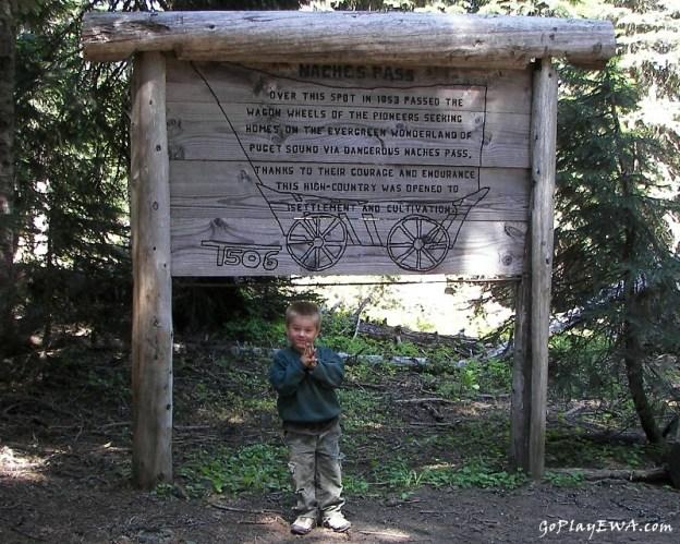 Naches Pass 4x4 Trail