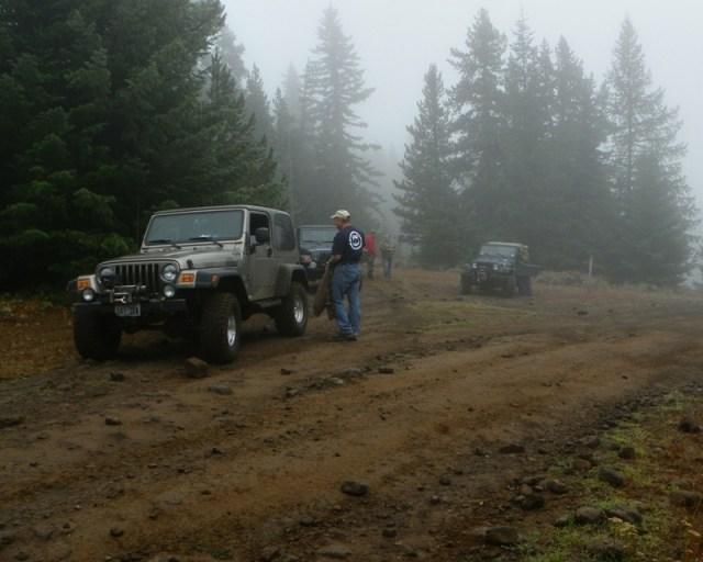 Photos: PNW4WDA Region 4 Pick Up A Mountain 20