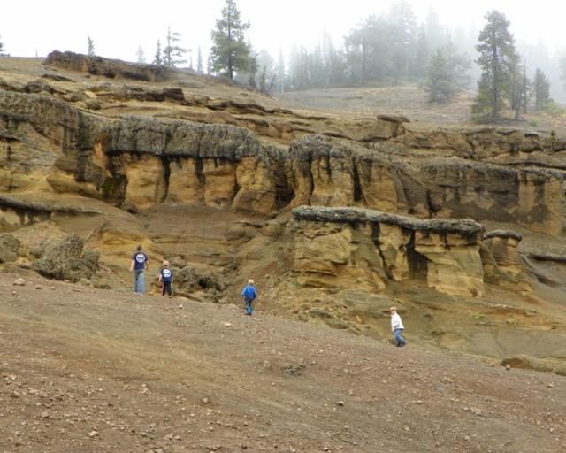 Photos: PNW4WDA Region 4 Pick Up A Mountain 28
