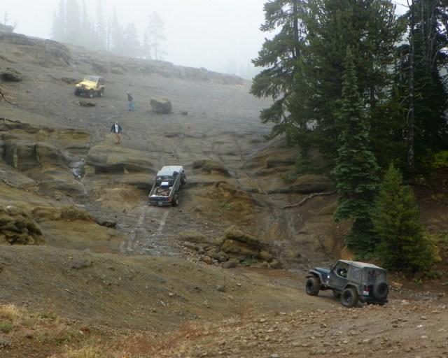 Photos: PNW4WDA Region 4 Pick Up A Mountain 29