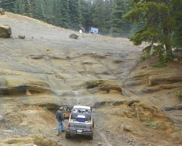 Photos: PNW4WDA Region 4 Pick Up A Mountain 31