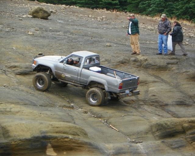 Photos: PNW4WDA Region 4 Pick Up A Mountain 37