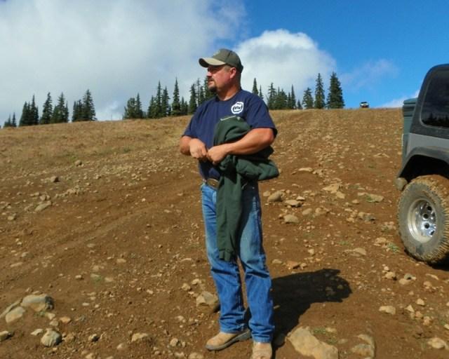 Photos: PNW4WDA Region 4 Pick Up A Mountain 41