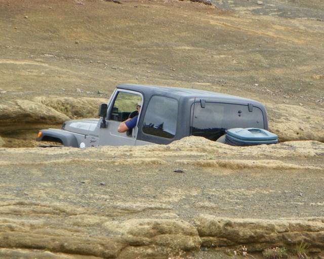 Photos: PNW4WDA Region 4 Pick Up A Mountain 47