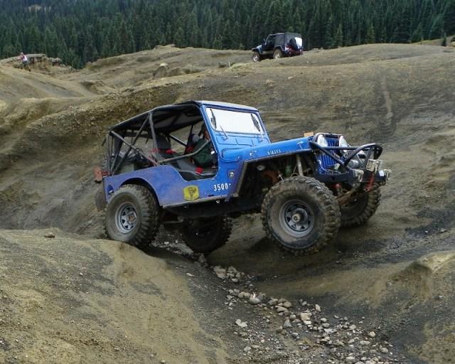 Photos: PNW4WDA Region 4 Pick Up A Mountain 49