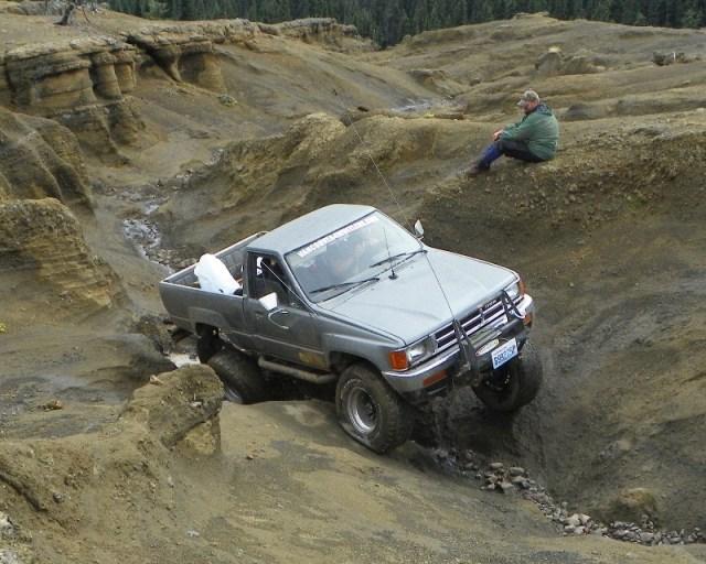 Photos: PNW4WDA Region 4 Pick Up A Mountain 52