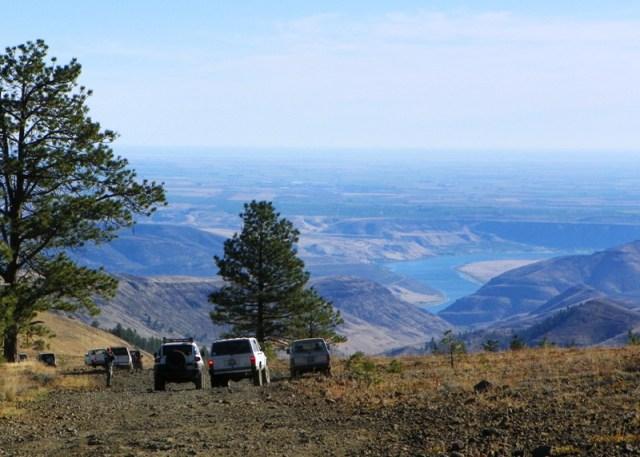 Photos: Pacific Northwest Backroad Adventures North Colockum Tour 13