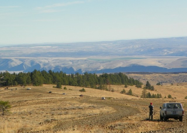 Photos: Pacific Northwest Backroad Adventures North Colockum Tour 14