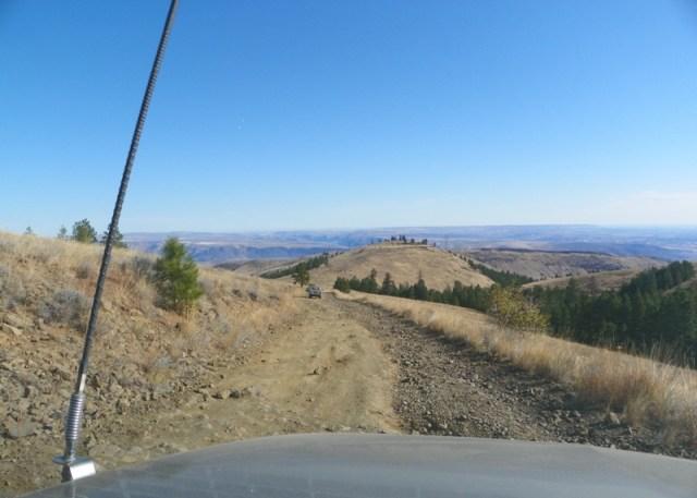 Photos: Pacific Northwest Backroad Adventures North Colockum Tour 17