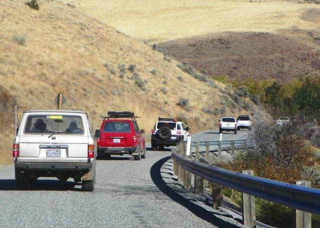 Photos: Pacific Northwest Backroad Adventures North Colockum Tour 22
