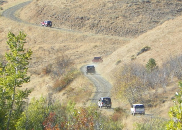 Photos: Pacific Northwest Backroad Adventures North Colockum Tour 29