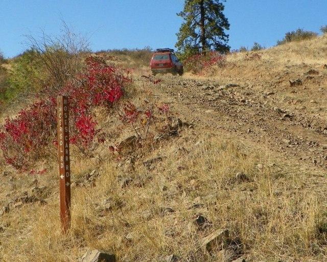 Photos: Pacific Northwest Backroad Adventures North Colockum Tour 48