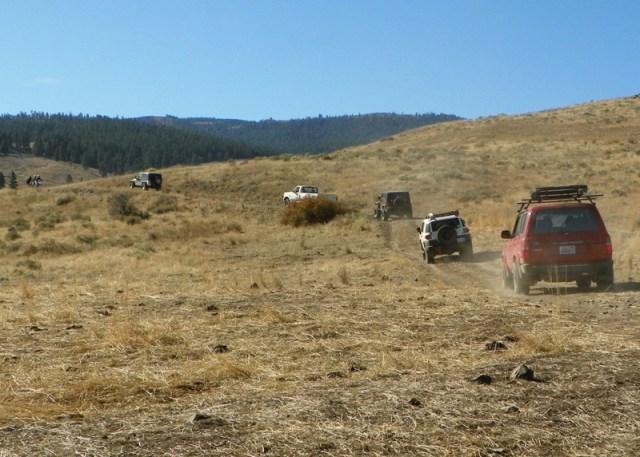 Photos: Pacific Northwest Backroad Adventures North Colockum Tour 52