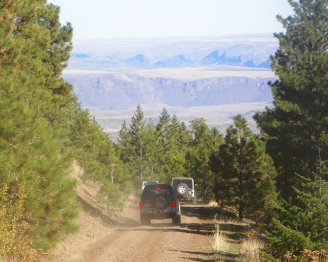 Photos: Pacific Northwest Backroad Adventures North Colockum Tour 55