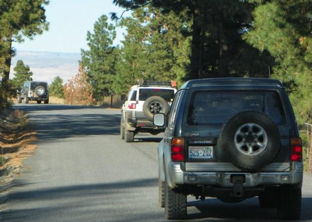 Photos: Pacific Northwest Backroad Adventures North Colockum Tour 74