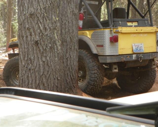 Photos: Yellow Jeep Run - Little Rattlesnake 37