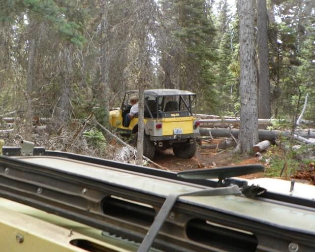 Photos: Yellow Jeep Run - Little Rattlesnake 41