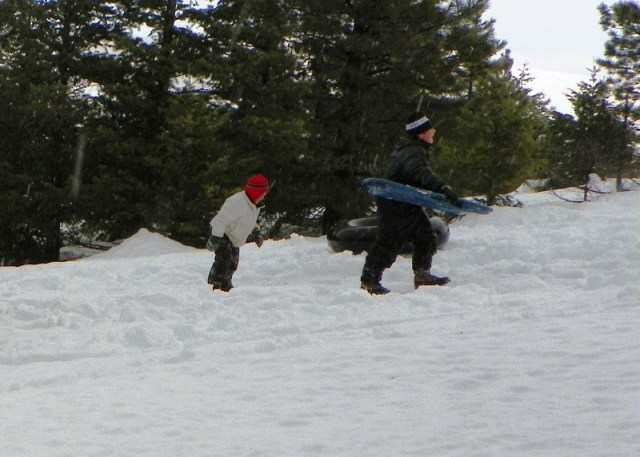 Photos: EWOR Sledding Backroads Run at the Ahtanum State Forest 24