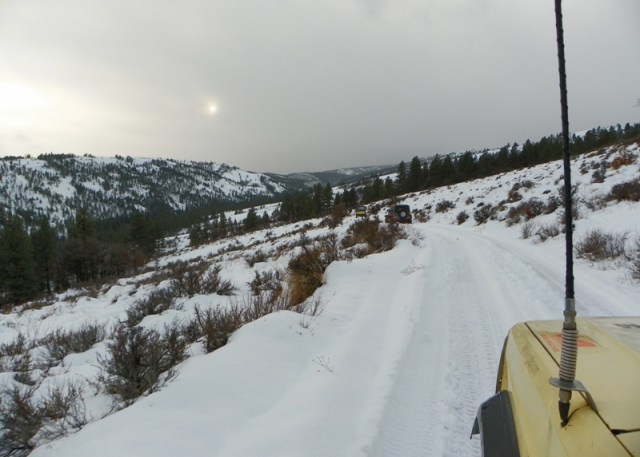 Photos: EWOR Sledding Backroads Run at the Ahtanum State Forest 47