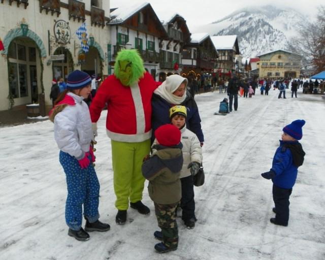 Photos: EWA Road Trip - Leavenworth Christmas Lighting Festival 11