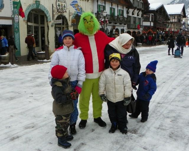 Photos: EWA Road Trip - Leavenworth Christmas Lighting Festival 12