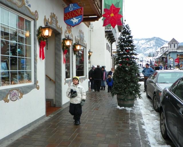 Photos: EWA Road Trip - Leavenworth Christmas Lighting Festival 25