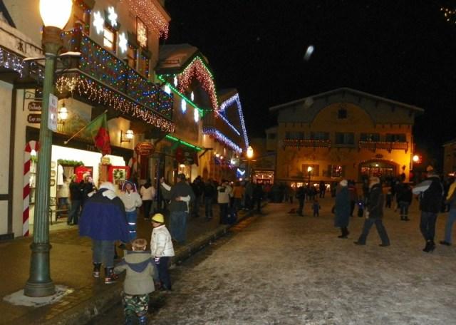 Photos: EWA Road Trip - Leavenworth Christmas Lighting Festival 31