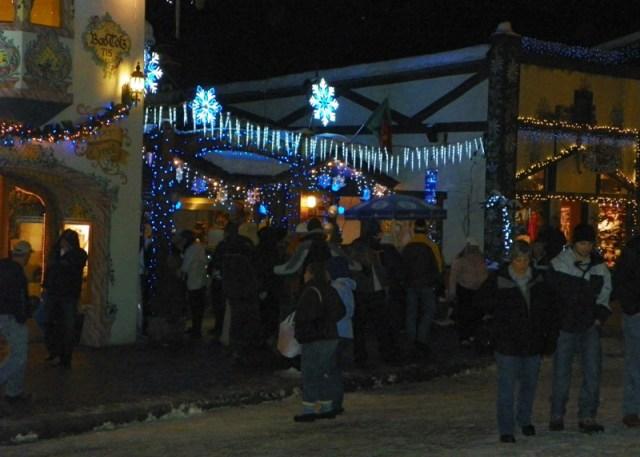 Photos: EWA Road Trip - Leavenworth Christmas Lighting Festival 34