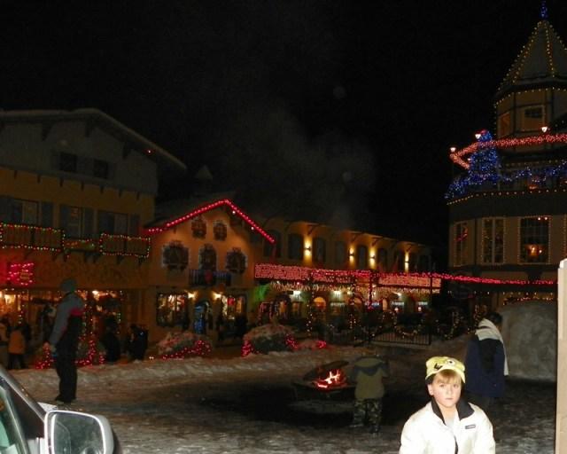 Photos: EWA Road Trip - Leavenworth Christmas Lighting Festival 38