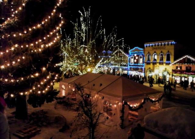 Photos: EWA Road Trip - Leavenworth Christmas Lighting Festival 41