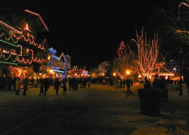 Photos: EWA Road Trip - Leavenworth Christmas Lighting Festival 47