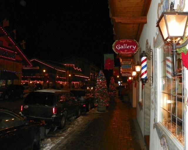 Photos: EWA Road Trip - Leavenworth Christmas Lighting Festival 49