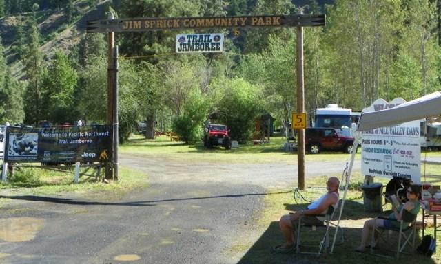 Pacific Northwest 4 Wheel Drive Association's 2011 Trail Jamboree – Day 1 of 5 1